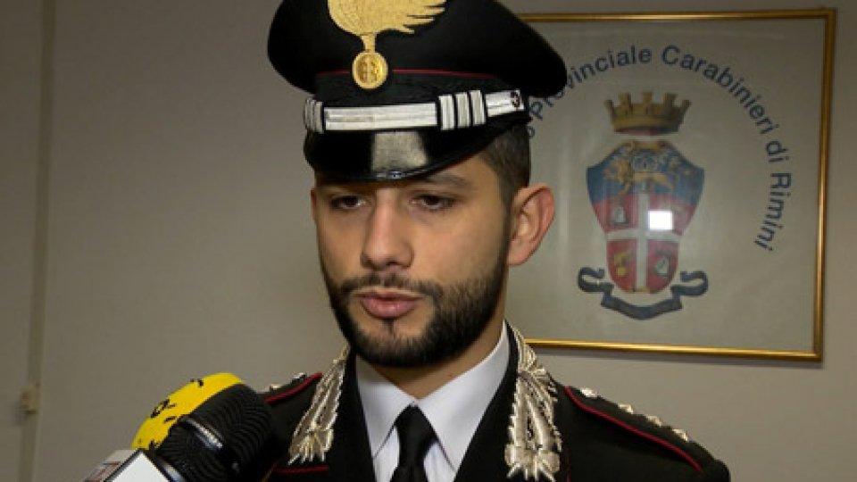 Il Comandante Marco CalifanoRiccione: banda di albanesi tentò di dare fuoco a nightclub. Motivi di gelosia