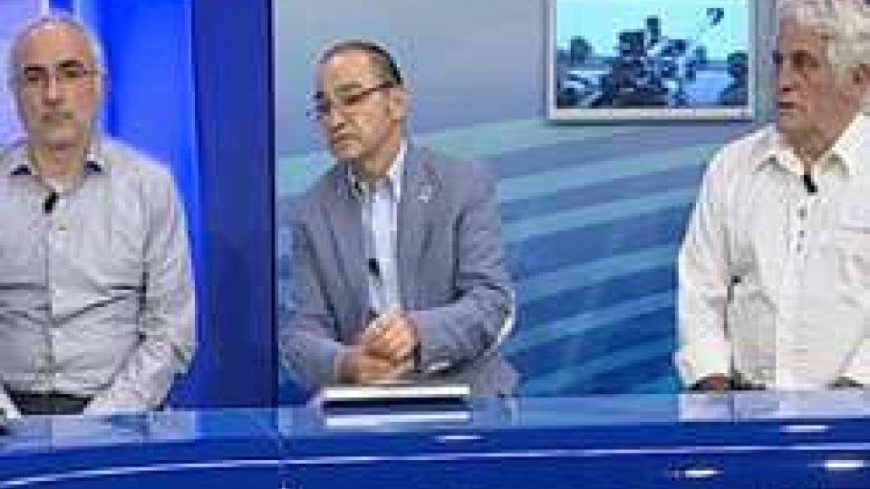 Alberto Diaz Lima, Francesca Brigante e Ariosto Maiani12 MINUTI CON...CISITALIA