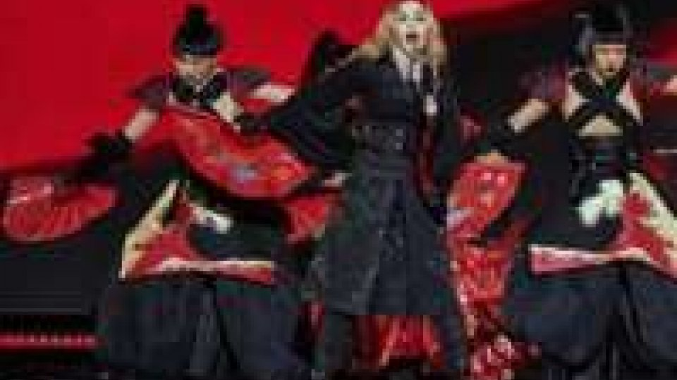 Madonna manda in delirio New York