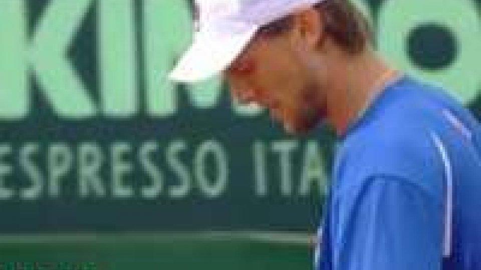 Coppa Davis: match Seppi-Ward sospeso per pioggia