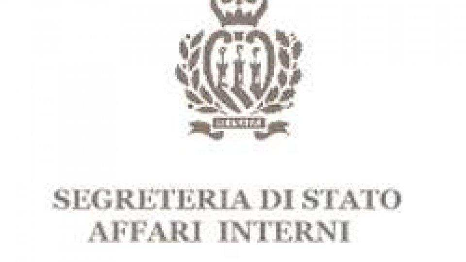 Logo Segreteria Interni