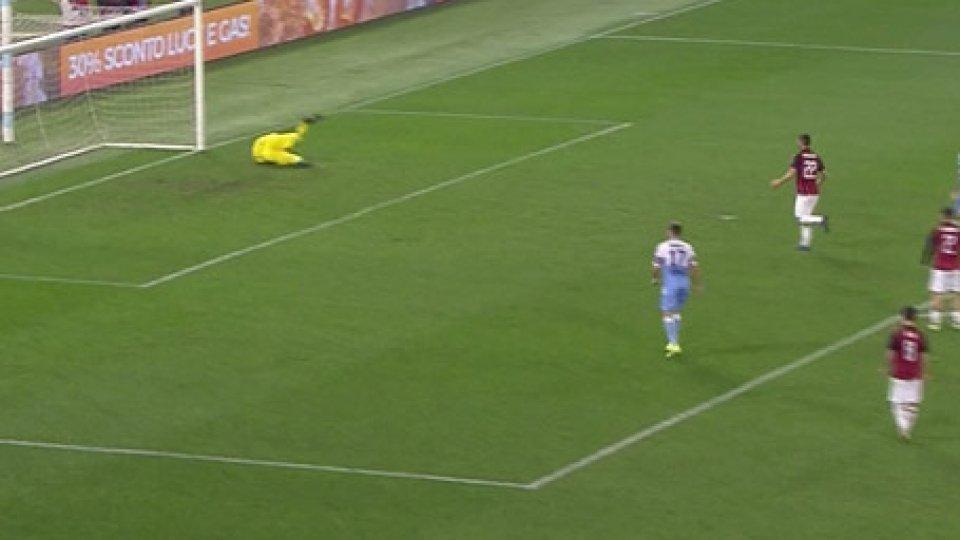 Coppa Italia: Lazio - Milan 0-0, poche emozioni all'Olimpico