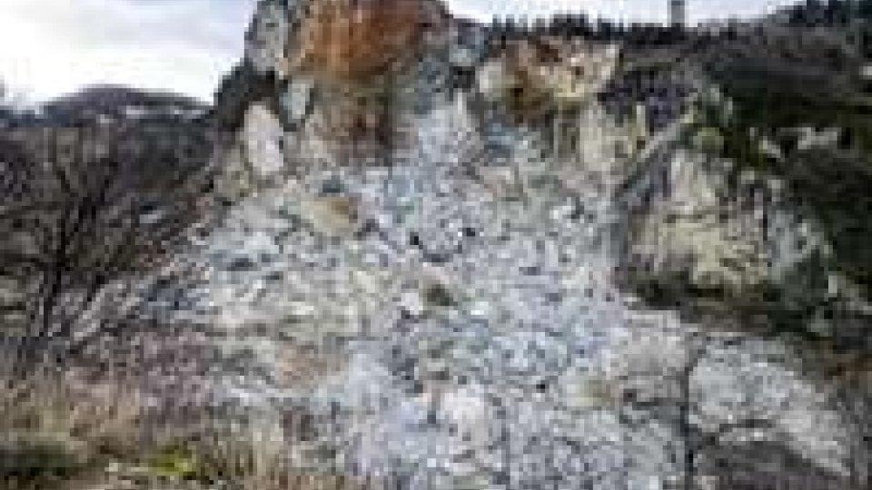 San Leo: visita dell'On Silvia Velo, attenzione al dissesto idrogeologico