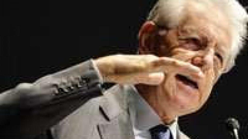 Politica italiana. Monti si sbilancia sul taglio delle tasse