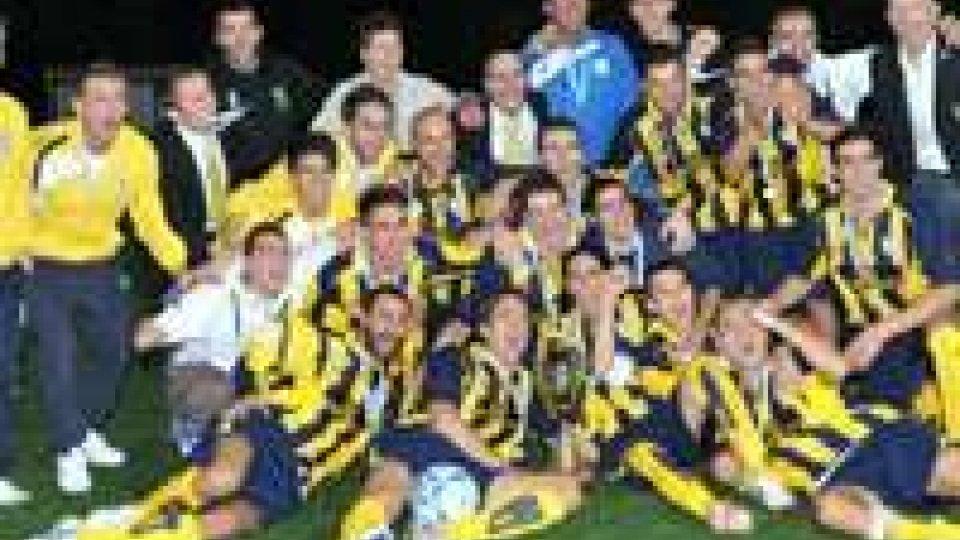 Supercoppa: vince La FioritaSupercoppa: vince La Fiorita
