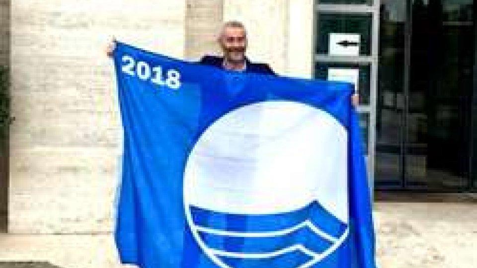 Cattolica - un 2018 con la bandiera blu