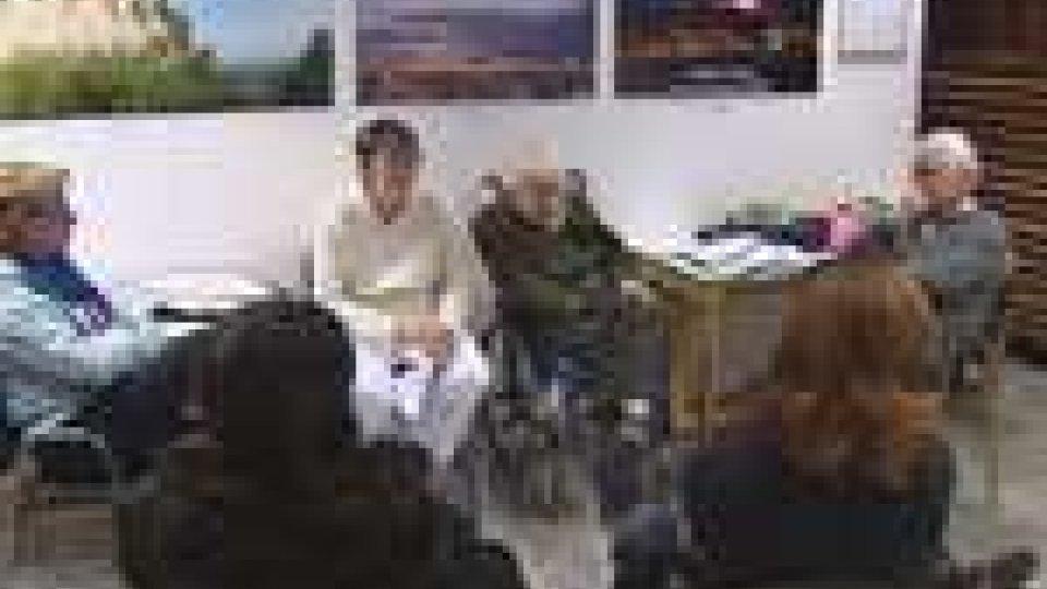 San Marino - Seconda lezione sul mito greco al Centro sociale di Dogana