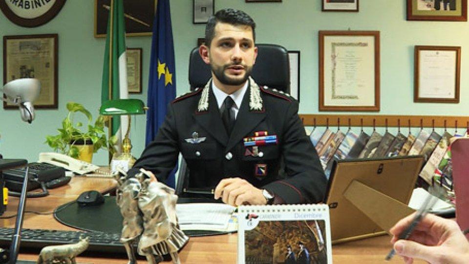 Carabinieri RiccioneNatale sicuro: i Carabinieri di Riccione intensificano i controlli