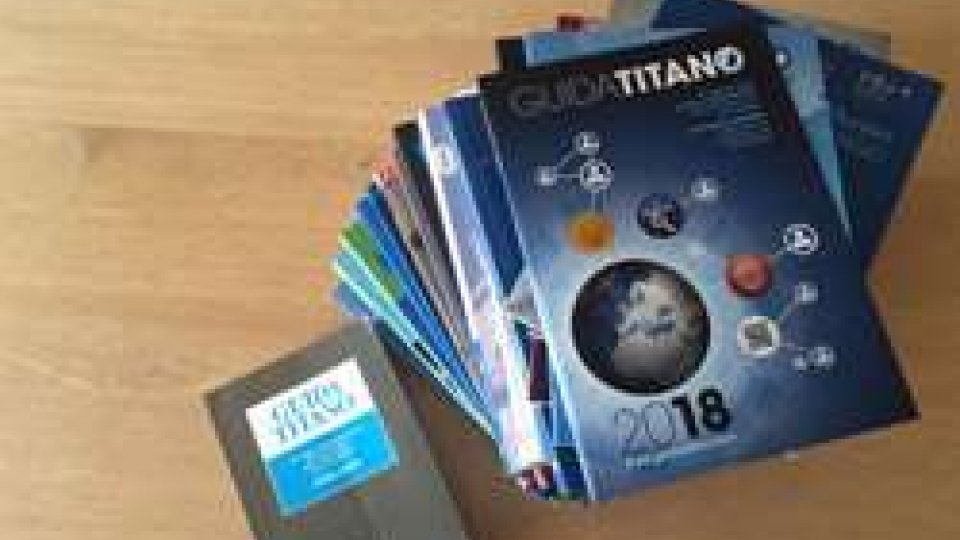 Presentata la nuova edizione della Guida Titano 2018