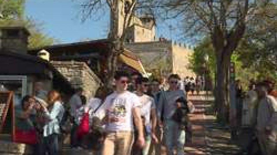 Turisti sul TitanoPasqua 2017 tra allerta terrorismo e bollettini meteo