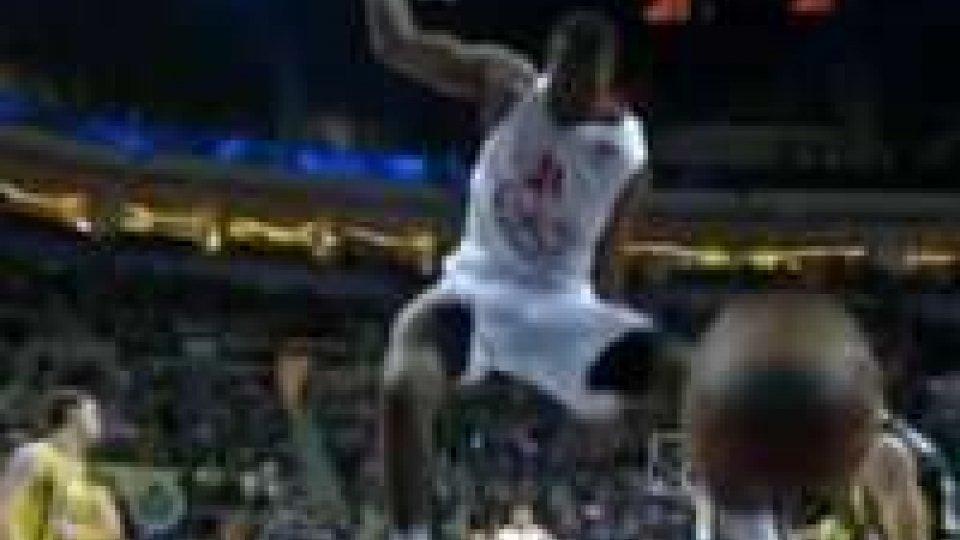 Basket: Fenerbahce-Milano 73-82