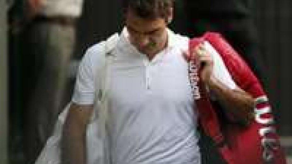 Clamoroso Wimbledon: Federer subito fuori