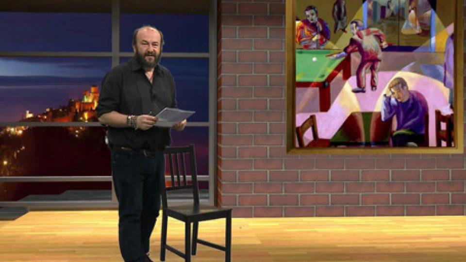 Davide RondoniGiornata della poesia: spazi dedicati su RTV e Radio San Marino