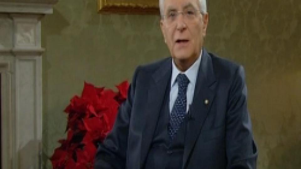 Sergio MattarellaIl messaggio di fine anno del Presidente italiano Mattarella