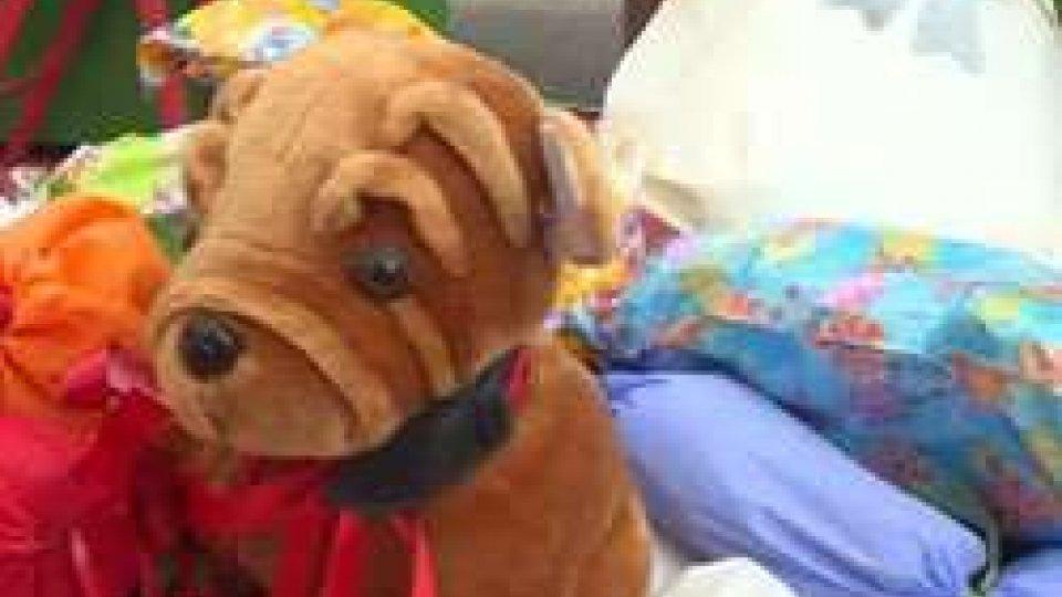 dona un vecchio giocattolo per la CaritasNatale delle Meraviglie: dona un vecchio giocattolo per la Caritas