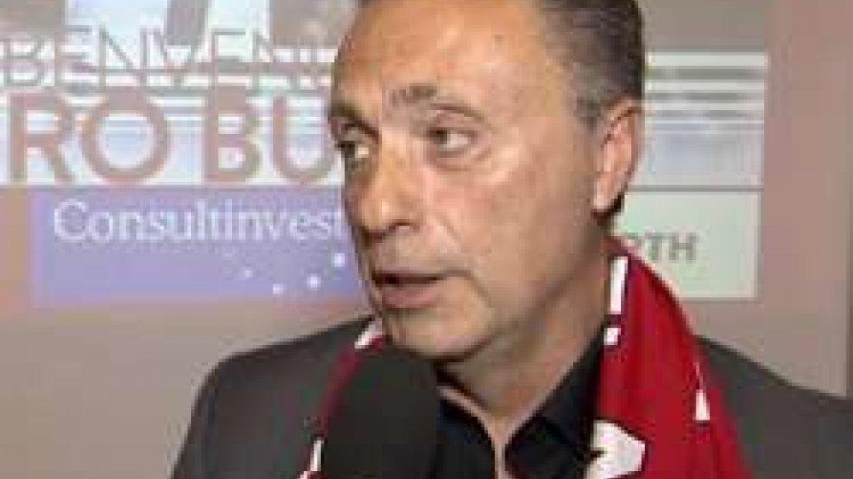 Piero BucchiVL Pesaro: Piero Bucchi si è dimesso