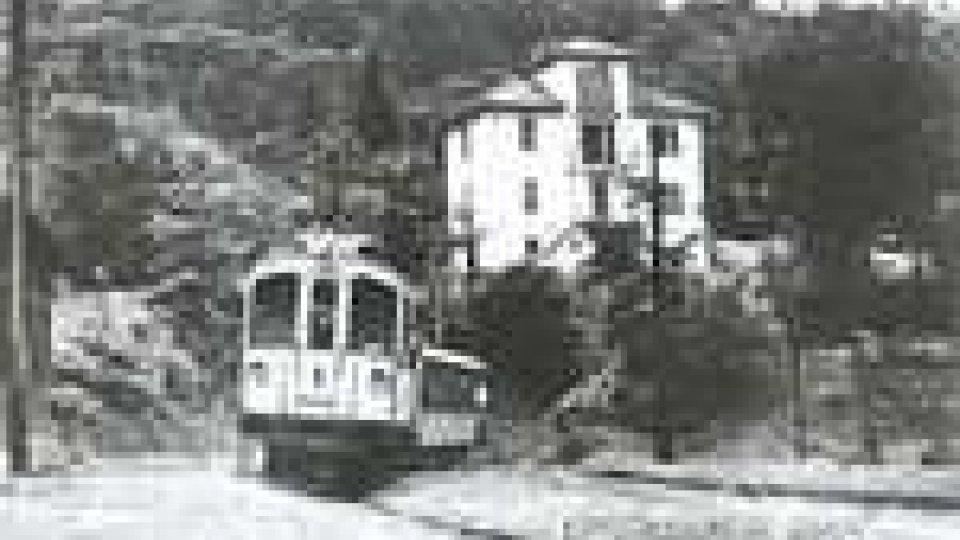 La ferrovia elettrica Rimini-San Marino in mostra a Roma