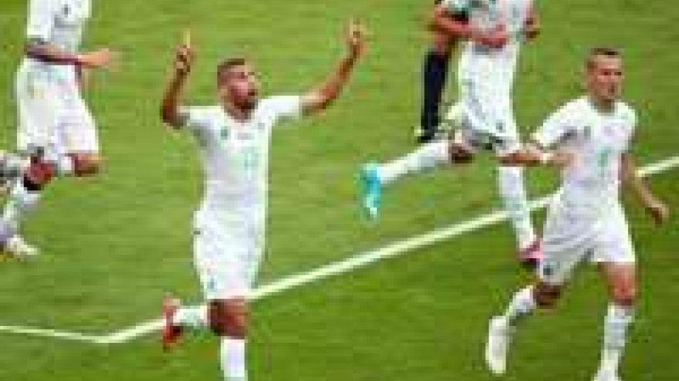 Mondiali: l'Algeria devolve il premio ai bambini di Gaza