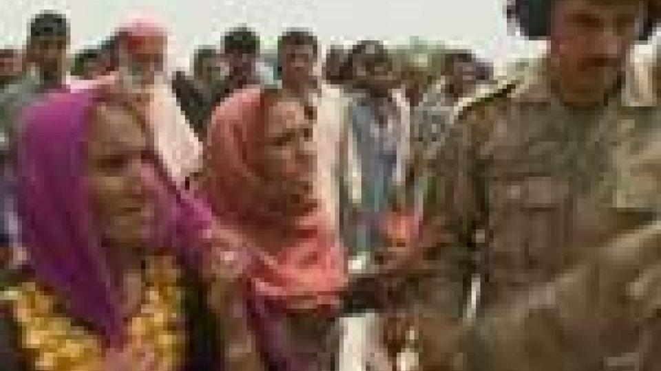 Pakistan, almeno 55 le vittime dei bombardamenti