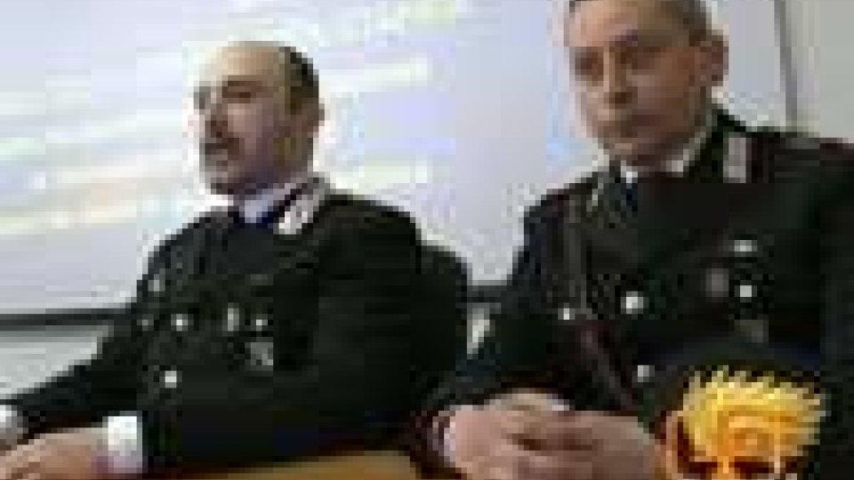Maxisequestro di droga da parte dei carabinieri: 40 kg di hashish e 80 grammi di cocaina