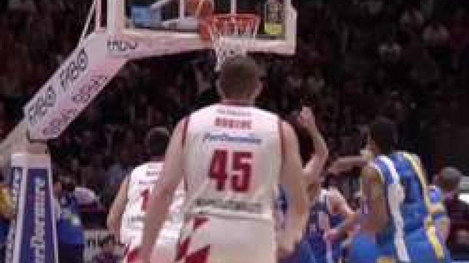 Basket Serie ABasket, Serie A: occasione per Pesaro