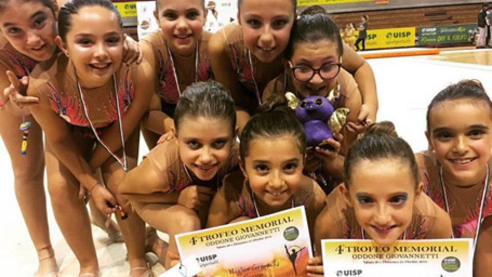 Mya Gym coreografie vincenti