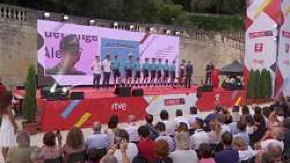 Ciclismo: al via la 72° VueltaCiclismo: al via la 72° Vuelta
