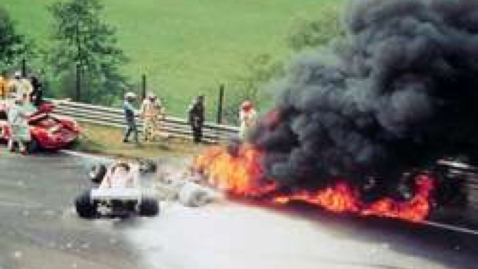 incidente a Niki Lauda