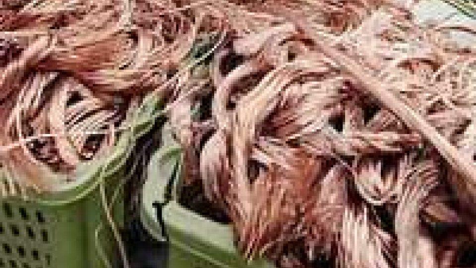 San Marino: rubati alla Ces dai 20 ai 40 quintali di rame