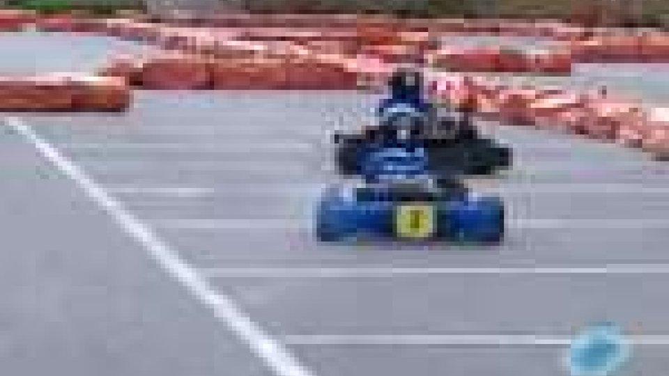 150 ragazzi tra i 7 e 14 anni hanno partecipato al Karting Day