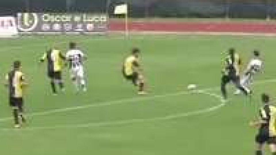 Santarcangelo-Ascoli 1-2