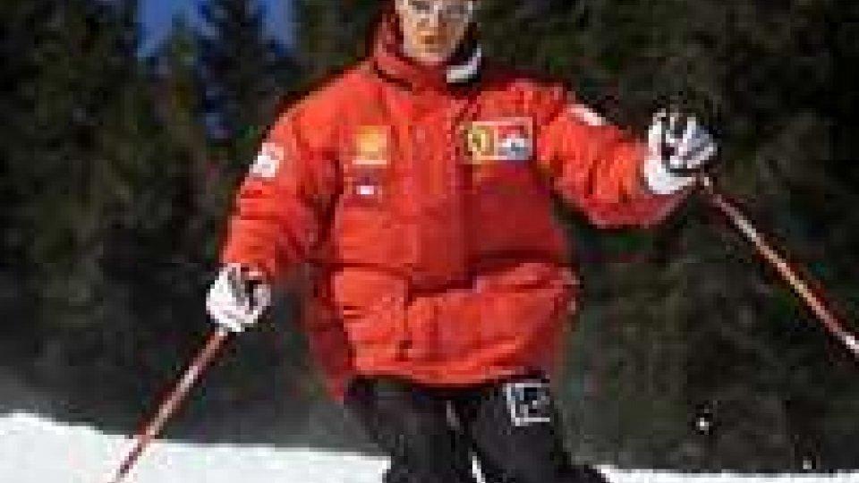 Schumacher:medici, dopo intervento situazione migliore
