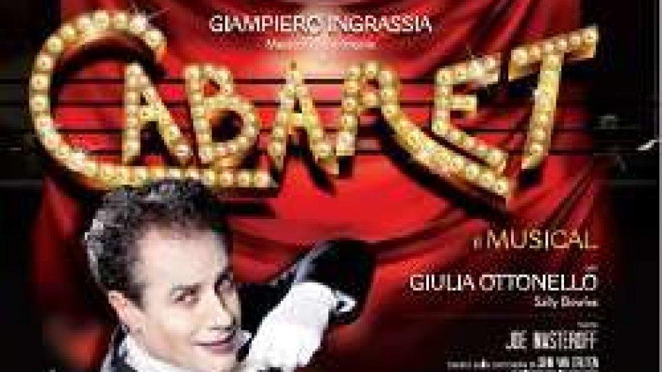 Cabaret al Teatro Rossini di Pesaro