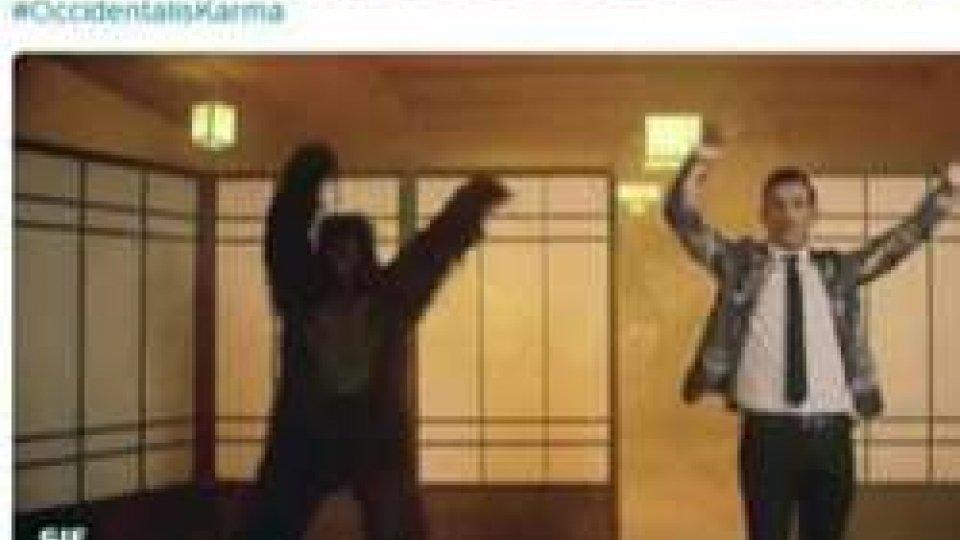 ESC: i tre voti di San Marino a Francesco Gabbani accendono il web