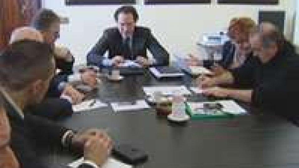 San Marino - Terzo incontro sul piano strategico di sviluppo