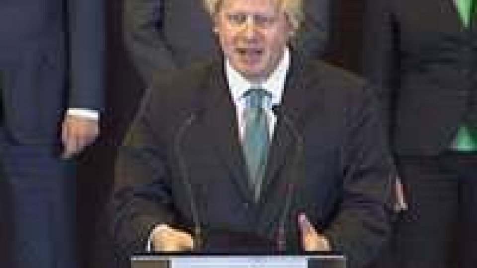 Londra, Boris Johnson confermato sindaco