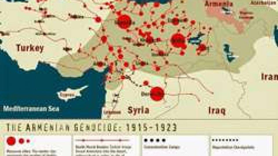 """Epifanio Troina: """"Ricordo e Chiedo"""" - il 24 aprile gli Armeni di tutto il mondo ricordano le vittime del Genocidio del loro popolo nell'Impero Ottomano"""
