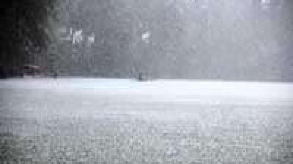 Maltempo: pioggia, freddo e disagi al centro-nord