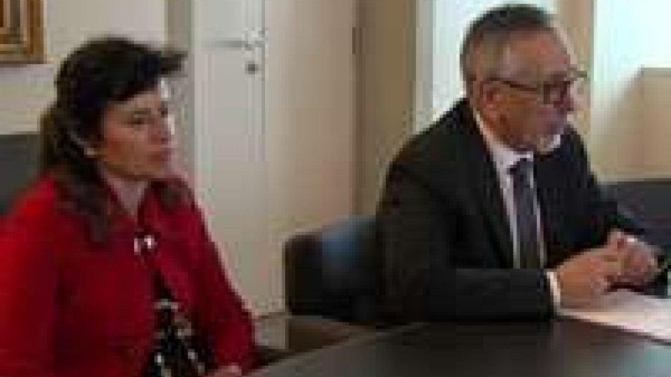 """Segretari Mularoni e ValentiniValentini: """"Non fermiamo il processo di trasformazione del Paese"""""""