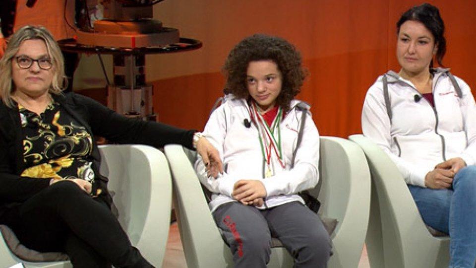 Laura Casadei, campionessa di volteggio equestreLa lezione di vita di Laura Casadei, campionessa di volteggio equestre