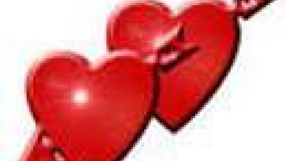 Oggi festa di San Valentino