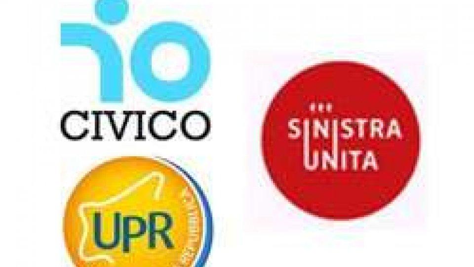 """Sanità: C10 - SU - Upr, """"la politica ha il compito di fornire gli indirizzi generali e controllare la gestione"""""""
