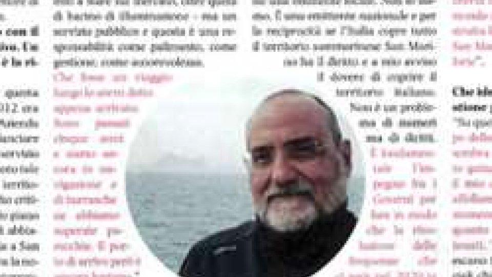 Repubblica.sm: Carlo Romeo a tutto tondo