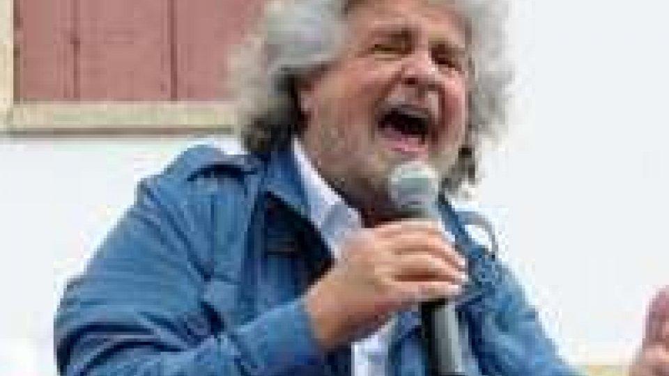Elezioni. Grillo: capitali scudati paghino 40% di tasse