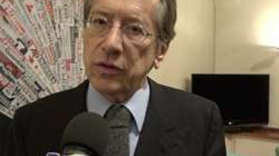 """Giulio Terzi di Sant'AgataTerzi di Sant'Agata: """"Europa, San Marino fu player fondamentale per le questioni climatiche"""""""