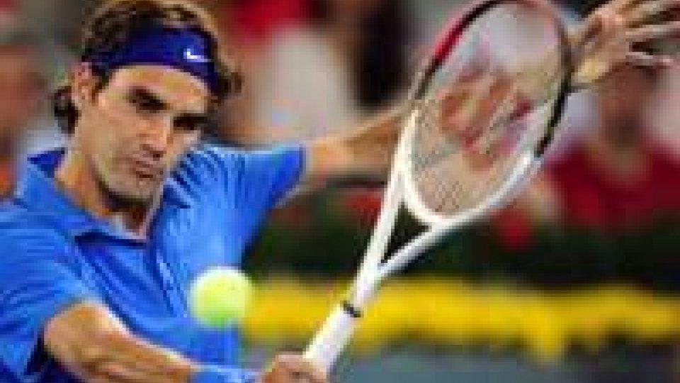 Roger Federer, ha vinto le ultime due edizioni del Master.