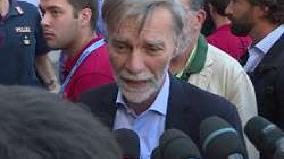 """Graziano DelrioDelrio al Meeting: """"Italia Paese fragilissimo: dal 1945 spesi 245 miliardi per i danni"""""""