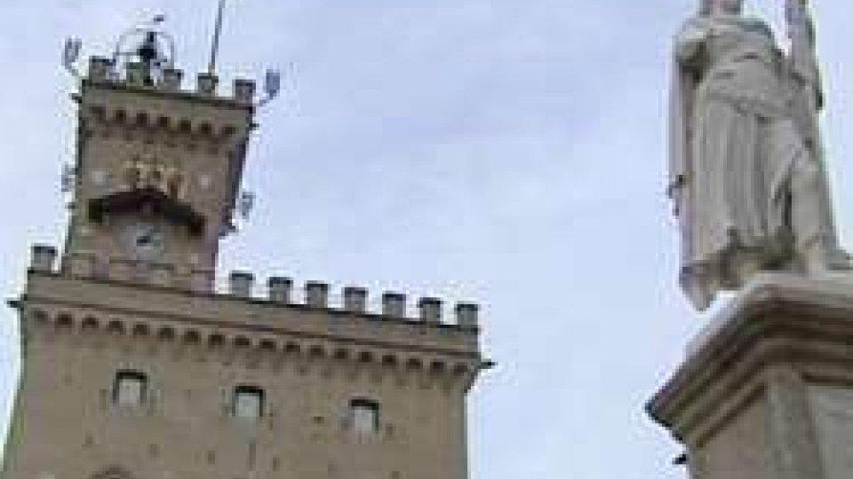 """Palazzo PubblicoAdesso.sm: presidenza delle commissioni con attività legislativa alla maggioranza; """"Abbiamo il diritto di Governare"""""""