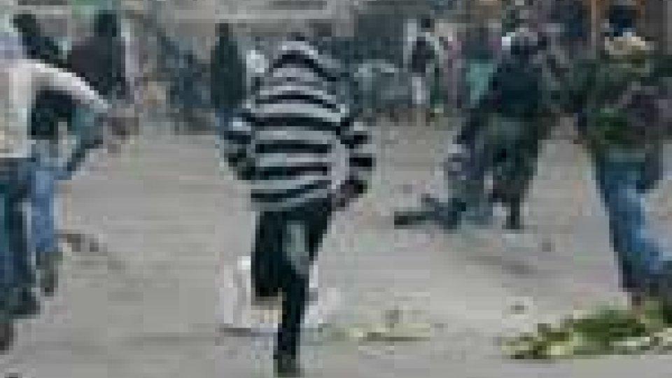 Cisgiordania: ucciso un palestinese