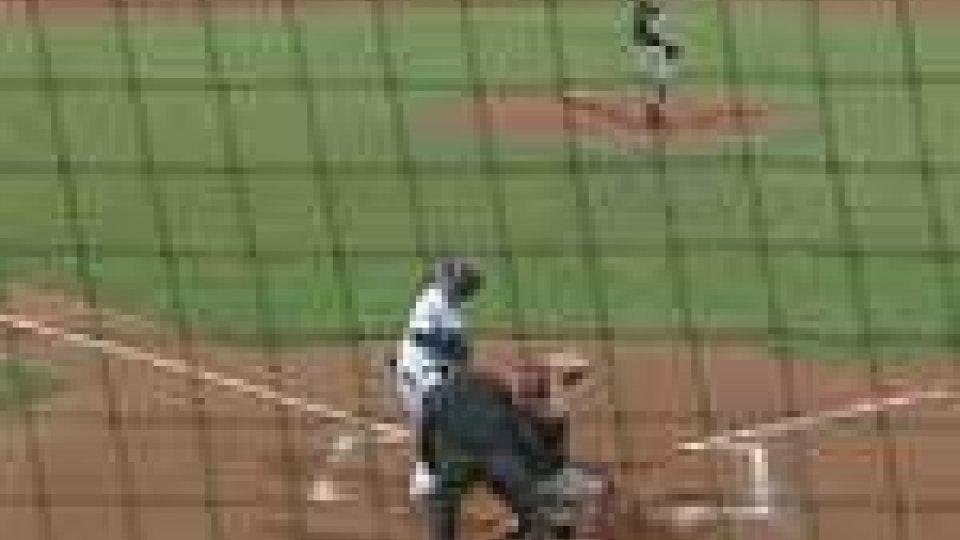 Baseball, Danesi Nettuno-T&A: 8-4
